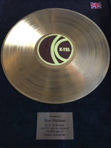 Ktel Gold Record